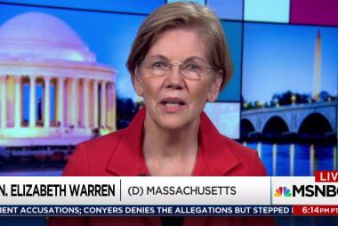 Warren addresses Trump code talker disgrace