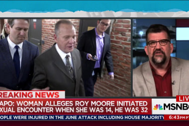 WaPo: Moore accused of teen sexual encounters