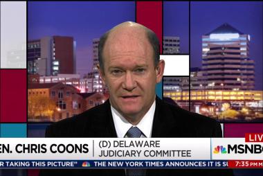 Senator seeks answers on US attorney firing