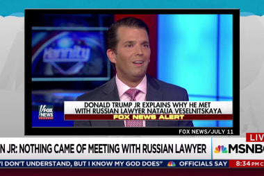 Russian lawyer says Trump Jr offered deal