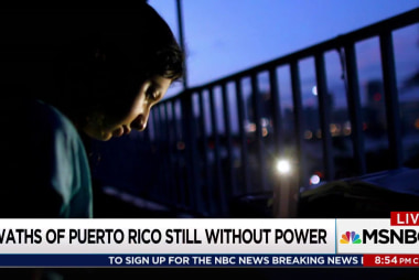 Inept recovery keeps most of PR with no power