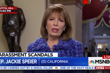 Rep. Speier on Reporting Congress Sexual...
