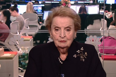 Albright: 'Appalled' At Hollowing Out of...