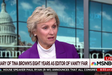 Tina Brown reflects on her time at Vanity...