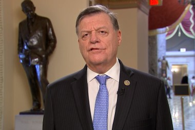 MSNBC Live with Velshi & Ruhle: Rep. Tom Cole