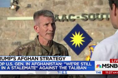 U.S. Afghanistan general: We've reached...