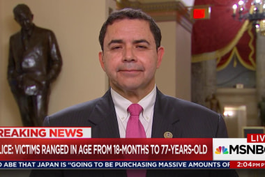 Rep. Cuellar: If Someone Wants to Kill...