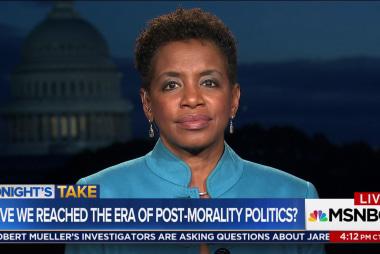 Donna Edwards: Trump's Access Hollywood...