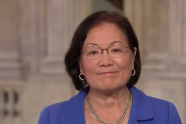 Hirono on sexual harassment: We need to ...