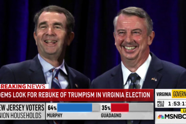 Virginia Gubernatorial Candidate: We've...