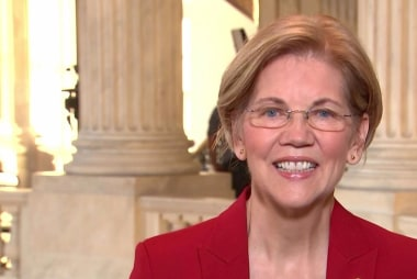 Warren on DNC Leadership: Chairman Perez ...