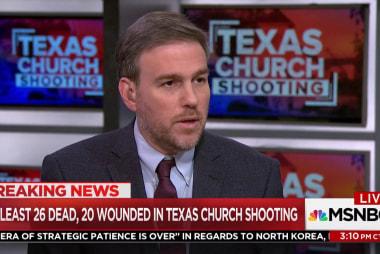 """Fair to call TX church shooting a """"mental..."""