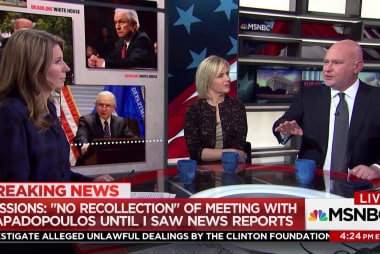 Trump's Clinton distraction obsession