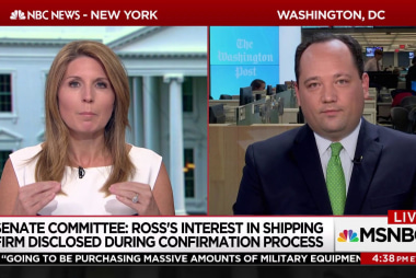The significance of Wilbur Ross' Russia ties