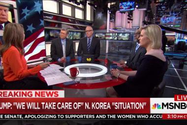 Amid North Korea tensions Trump taunts ...