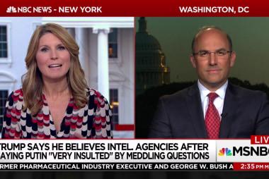 Trump's Russia confusion