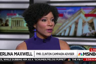 """Fmr. Clinton adviser: """"We should never..."""