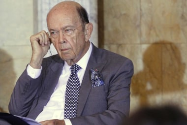 EXCLUSIVE: Commerce Secretary Ross Has...