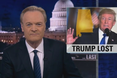 Lawrence: 'Trump is collapsing. Trumpism is collapsing'