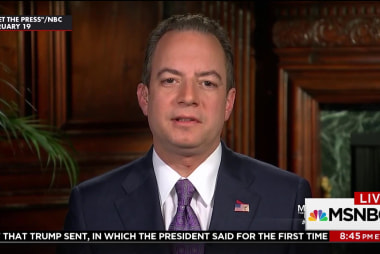 "Was Reince Priebus ""straight and honest""..."