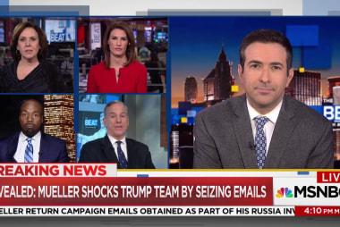 Revealed: Mueller shocks trump team by seizing emails
