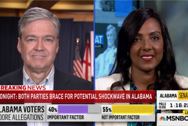 60% of Alabama voters decided before  Moore allegations were public