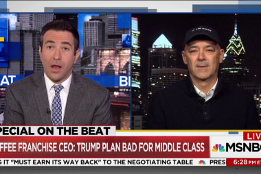 """CEO: GOP tax bill like """"giving CPR to LeBron James"""""""