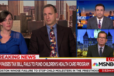 """Malloy: GOP should be """"ashamed of themselves"""" for not funding CHIP"""