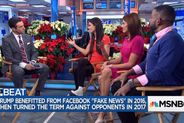 """Big Moments In 2017: From the women's march to """"fake news"""""""