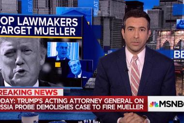 Trump's own deputy AG defends Mueller