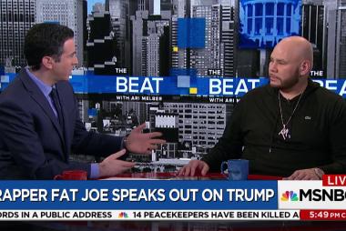 Fat Joe: Trump won't last 4 years