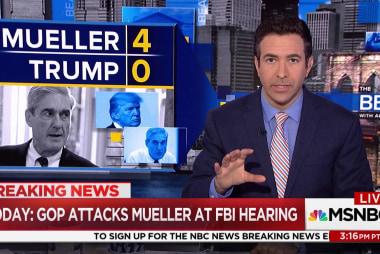 GOP Attacks Mueller at FBI Hearing