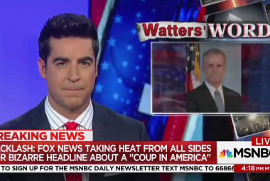 """Fmr. W.H. Lawyer: """"Our democracy is in danger"""""""
