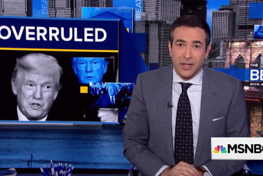 Rejected! Trump's Judge Pick Denied