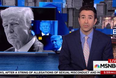 "Trump blames slurred speech on ""dry"" mouth"