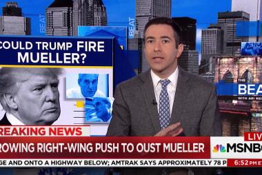 Fmr. Federal Prosecutor: Mueller planning for firing