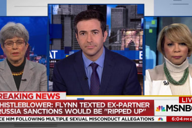 Whistleblower: Flynn pushed Russian plan...