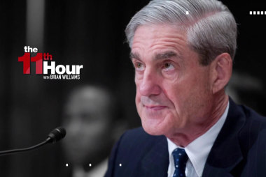 Fmr. Mueller colleague: Mueller will...