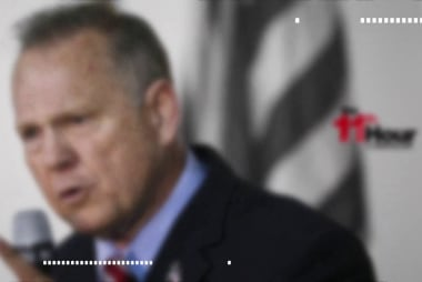RNC helping Roy Moore again after Trump...