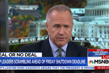Is the government headed for a shutdown?