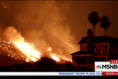 Wildfires engulf Southern California