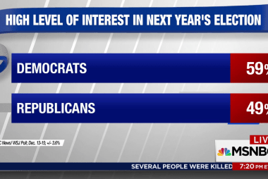 New poll shows Democrats fired up for 2018 elections