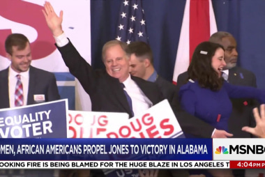 Was Alabama the start of a Democratic wave?