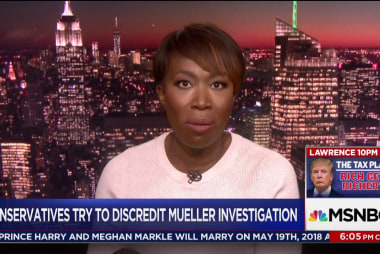 Joy Reid: Trump is acting like an authoritarian