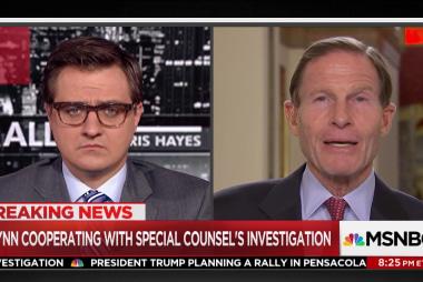 "Trump at ""Watergate moment"" - Sen. Richard..."