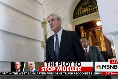The plot to stop Special Counsel Robert...