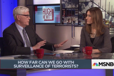 How Far Can We Go With Surveillance of Terrorists?