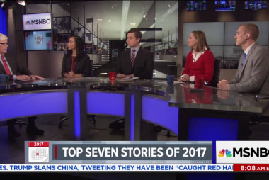 Top Seven Stories of 2017