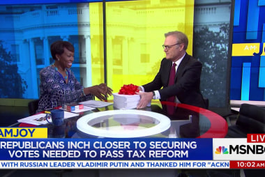 Lawrence O'Donnell and Joy Reid talk the GOP tax bill