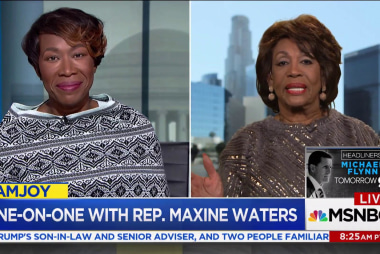 Maxine Waters: 'They are now tax-and-spend...
